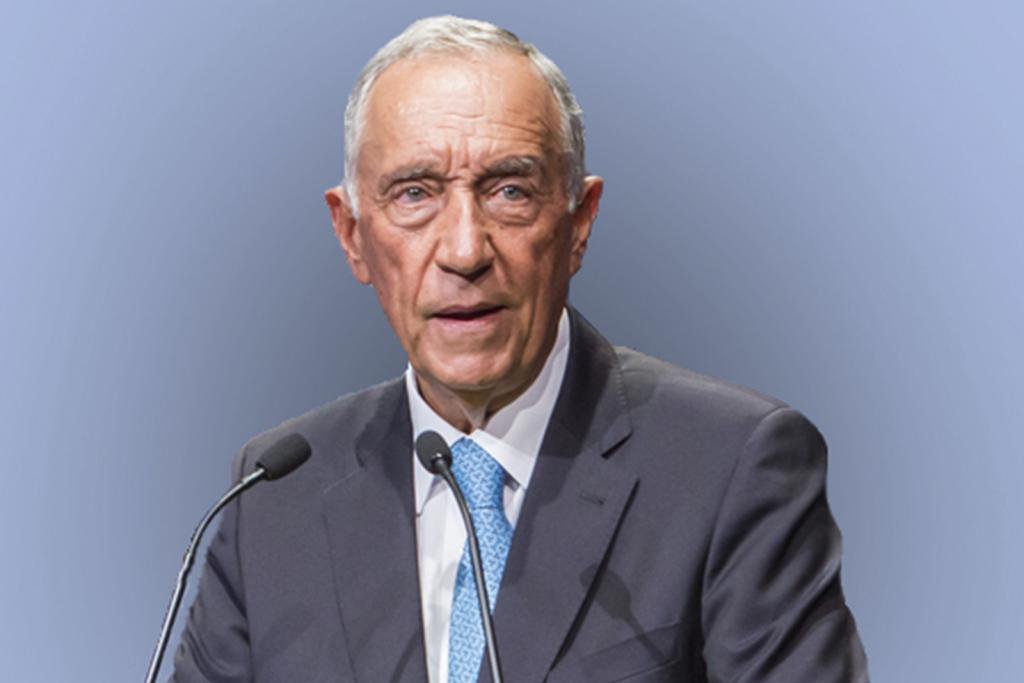 """Marcelo Rebelo de Sousa elogia """"heróis da saúde"""" que fizeram """"de ..."""